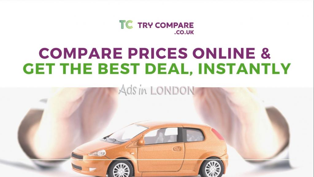 Compare insurance quotes from uk insurance providers - try compare