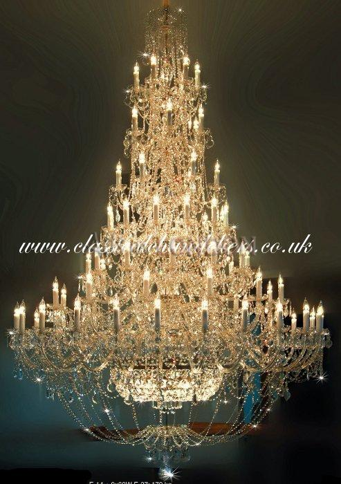 Huge Selection Of Large Chandeliers #1