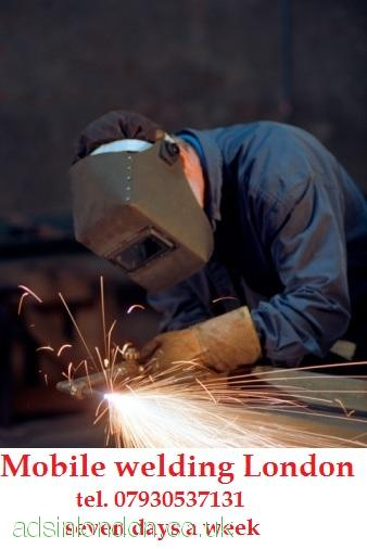 Mobile welder - fabricator London  East London, Central London