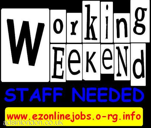 URGENT CASH JOBS, (P/T Workers Required)