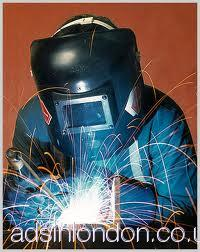 Residential welding, domestic welding, all steel metal welding. London