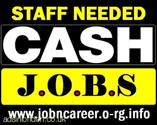 URGENTLY Staff Required (Weekend Jobs)