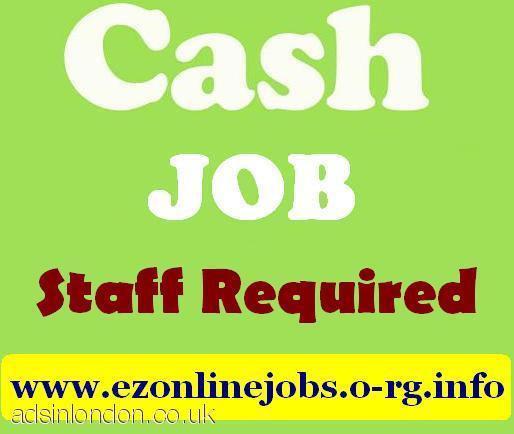 Urgent CASH Jobs, Staff Required (Weekly Pay)