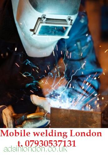 Mobile welding for your home East London  North London  Central London