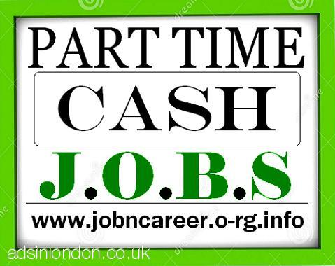 Part Time Cash Jobs To Start This Week