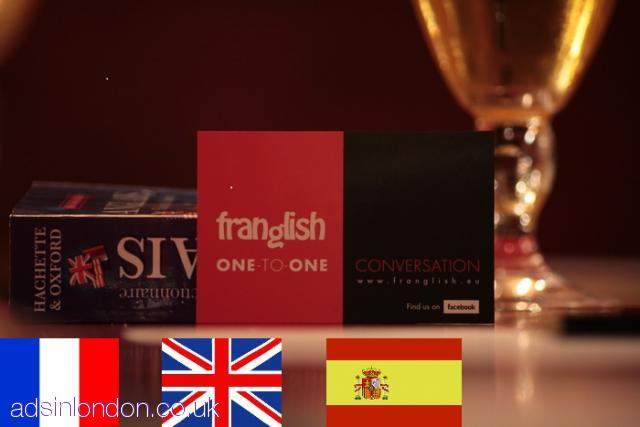 Franglish Language Exchange : French, English, Spanish! #1