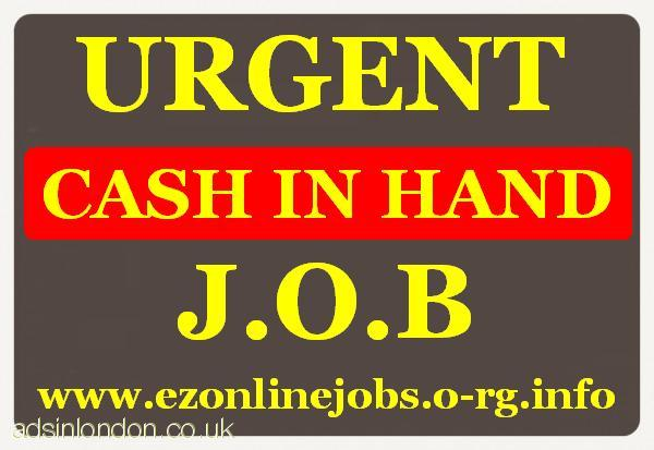Staff Required to IMMEDIATE Start - CASH Pay