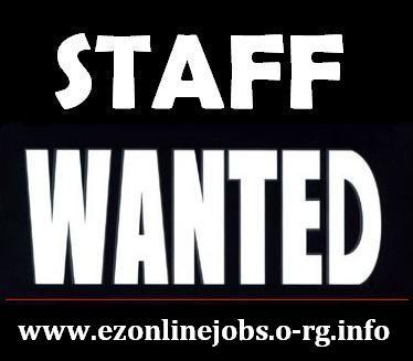 Urgently Staff Required (Part Time)
