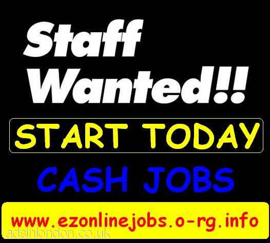 2 x Part/Time Staff Wanted, Apply Immediately