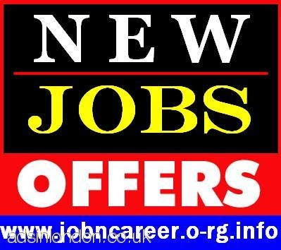 NEW JOBS OFFER (Part Time Staff Needed)