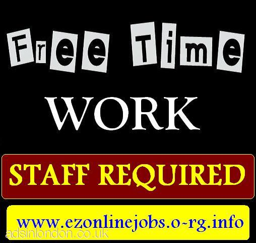 CASH Jobs Offered ( Urgent Staff Required.)