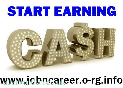10 x Staff Required - Start Earning CASH