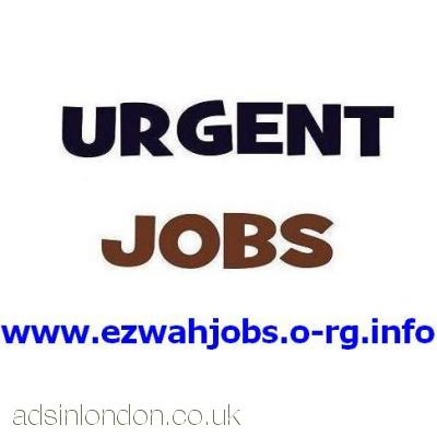 Urgently Needed Pt Staff and Ft staff.