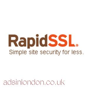 RapidSSL Wildcard at $105/Yr to secure eCommerce Users