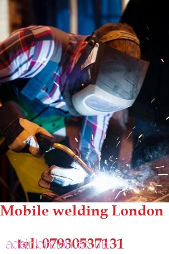Mobile welding East London  North London  Docklands, City, Islington