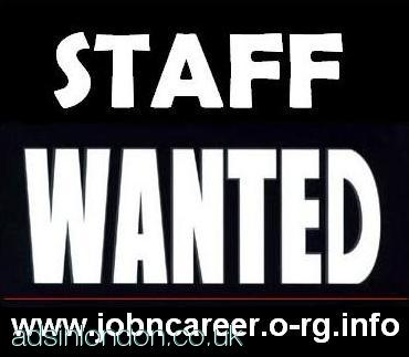 10 x Urgent Staff REQUIRED - Part Time.