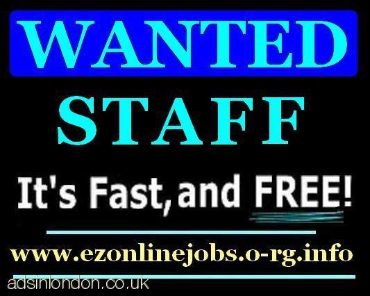 2 X Part/Time Staff Wanted (Weekly Cash Pay)