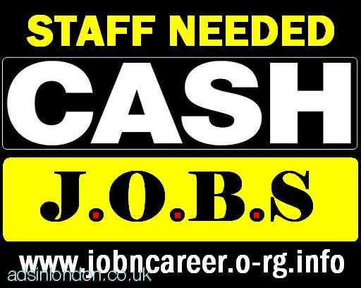 Staff Wanted For Great Cash Vacancies