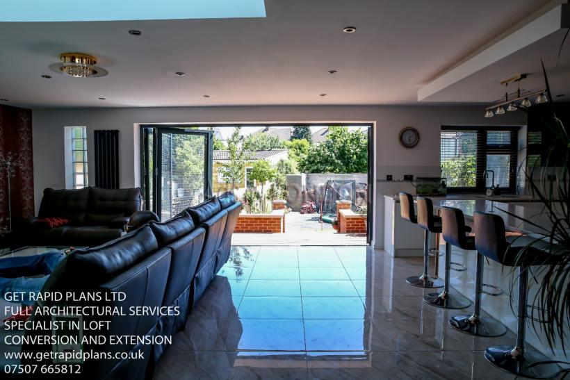 Loft Conversion, Property Extension, Partywall agreement #1