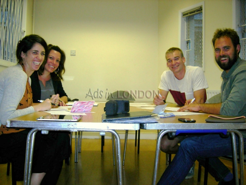 Italian group course. elementary level a1.2 in holborn. july-sept 2019