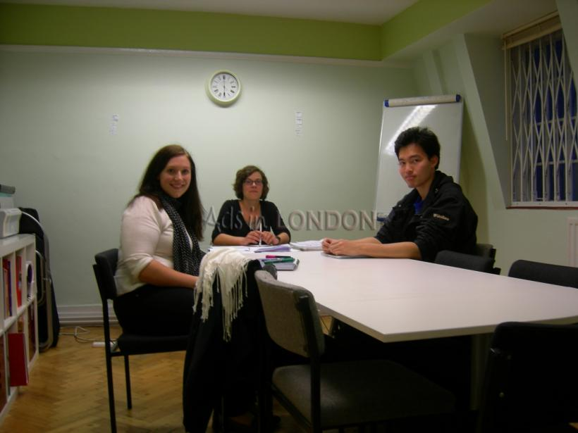 French Beginner Course in Holborn. April-June