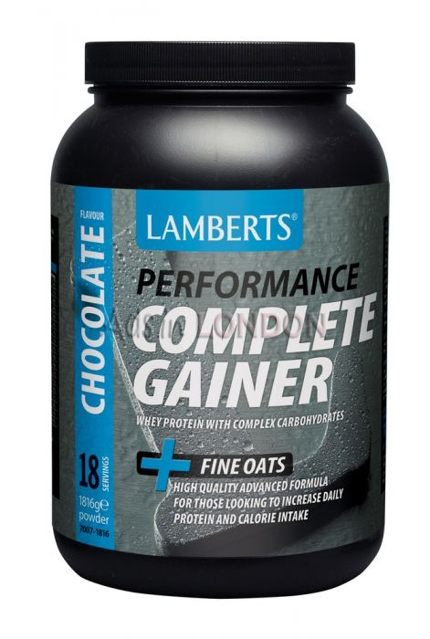 Buy Lamberts Weight Gain Protein powder with Chocolate Flavour online
