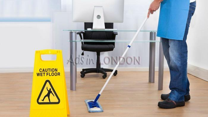 Cleaner in Central London
