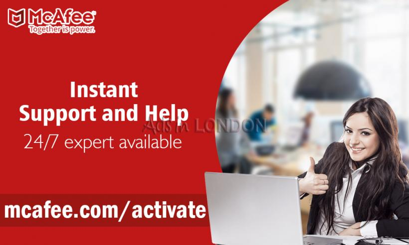 Mcafee.com/activate - Download and Activate McAfee Antivirus