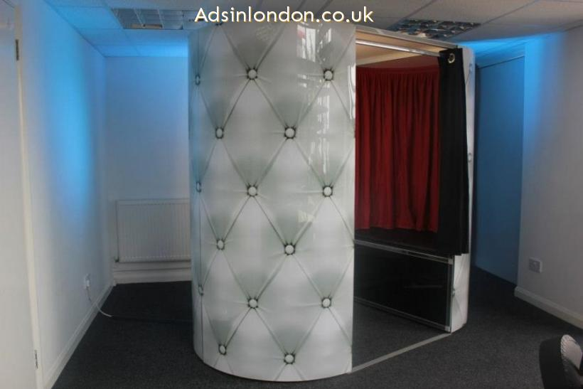 Photo Booth Hire in Warwickshire