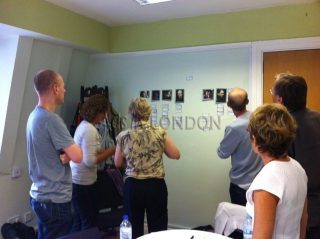 Spanish pre-intermediate a2 course in holborn. july-sept 2019