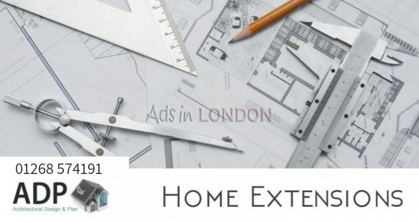 Home extensions from an expert team, contact us