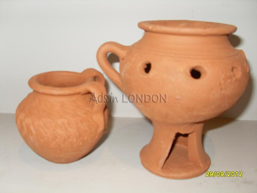 Pottery spanish hand made 1970-2000