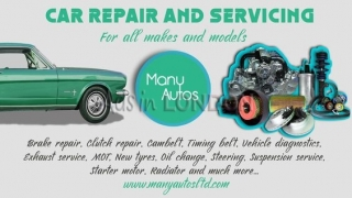Car Services, Repairs And Oil Service Full Services Call/
