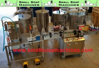 Small Liquid Soap Machines