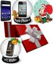 Special Christmas phones with free gifts