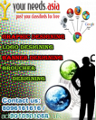 Website Designing Services London from Yourneeds.asia 100%...