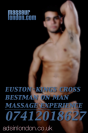 Central London Massage Therapist for men