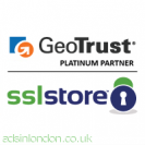 Secure your website with GeoTrust True BusinessID SSL