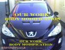 Car modification, styling, bodykits, custom-made cars. East London