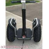 BRAND NEW SEGWAY X2 GOLF WITH FULL ACCESSORIES