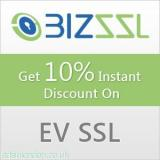 Special Discount Offer on EV SSL Certificates by BizSSL.co.nz