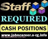 Part Time Staff Required (CASH IN HANDS) London