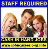 Weekend STAFF Required (High Cash Jobs) London