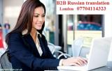 Russian translator London. Central London, Mayfair, Westminster, City
