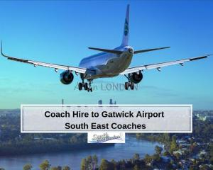 Coach hire to gatwick airport - call us