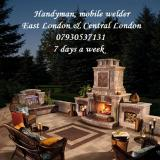 Handyman, mobile welder  Islington,  Shoreditch, Hackney, Dalston