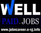 Well Paid Part Time Jobs (Staff Required)