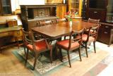 Traditional Dining Table and Chairs at low prices London NW10 8RW