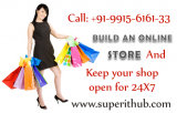 Shopping Cart Website Development Company in Chandigarh, India