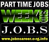 Weekend Jobs & Urgent Part Time Jobs